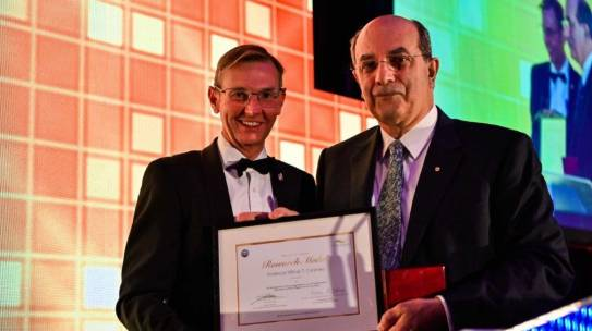 Prince of Wales honours its top clinicians on 160th anniversay